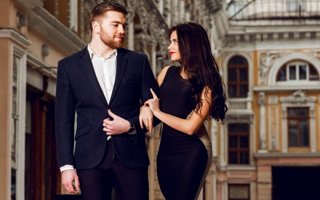 casual dating VS exclusief